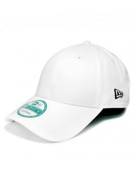 New Era 9Forty Adjustable Cap White