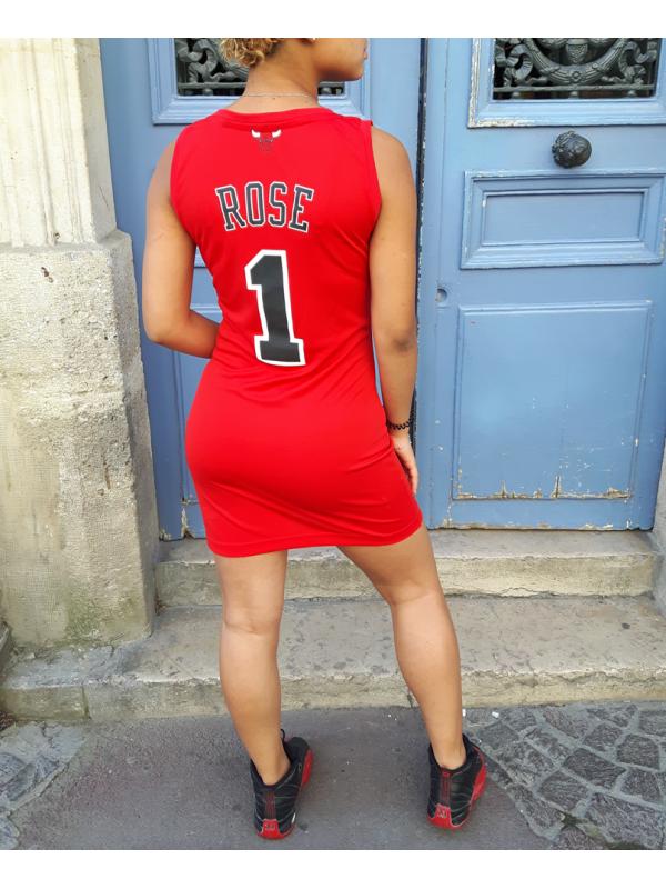RXL Paris Creation - Chicago Bulls Dress