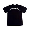 Metallica Freeze Em All Tee in Black