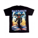Iron Maiden Dont Walk Tee in Black