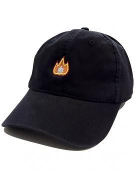 RXL Paris - Fire Emoji Dad Hat Noir