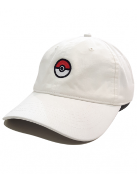 RXL Paris - Pokeball Dad Hat Off White