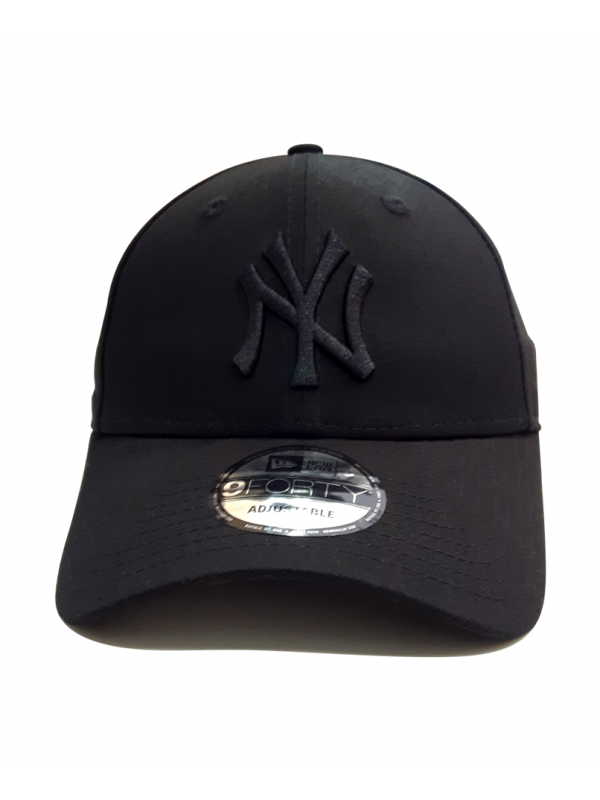 New Era 9Forty League Essential in Black