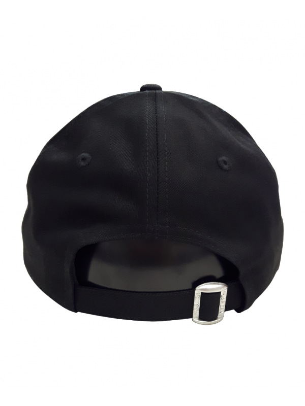 New Era 9Forty League Essential All Black