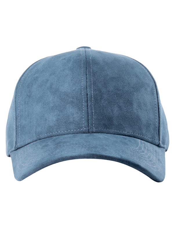 DS|LINE - Trucker Strapback Suede Sky Blue / Or