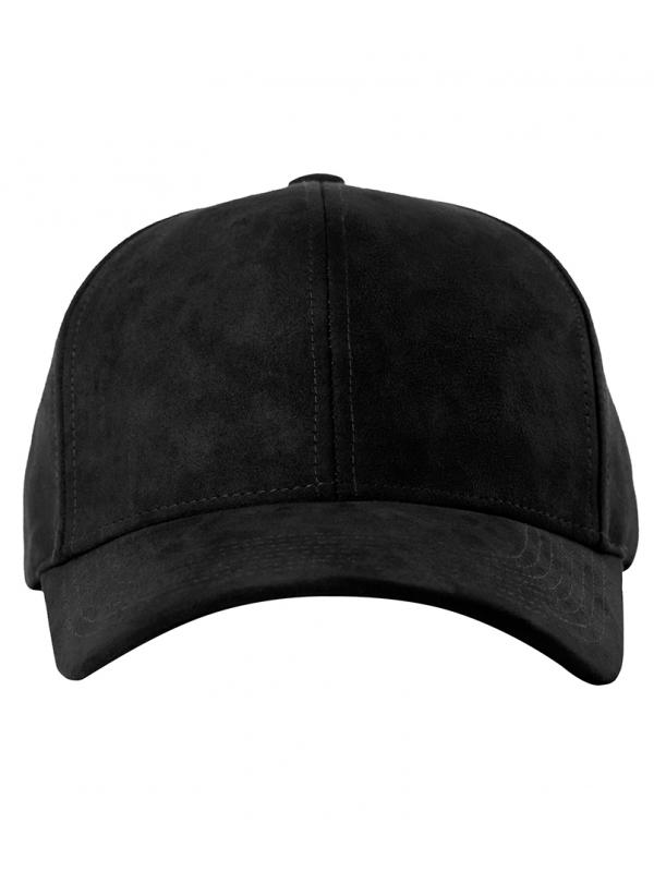 DS|LINE - Trucker Strapback Black Suede / Black