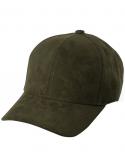 DS|LINE - Trucker Strapback Olive Suede / Or