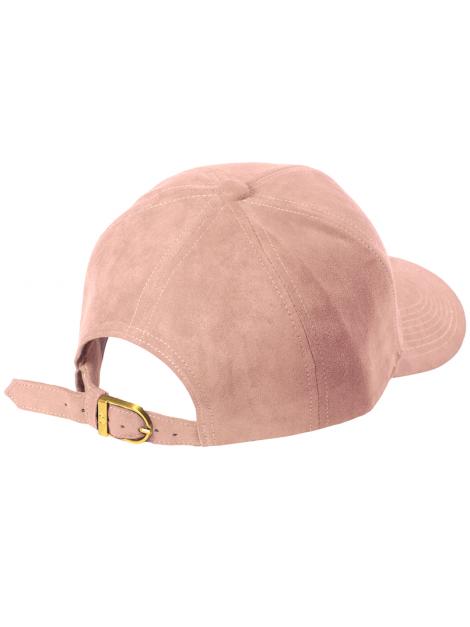 DS|LINE - Trucker Strapback Pink Suede / Gold