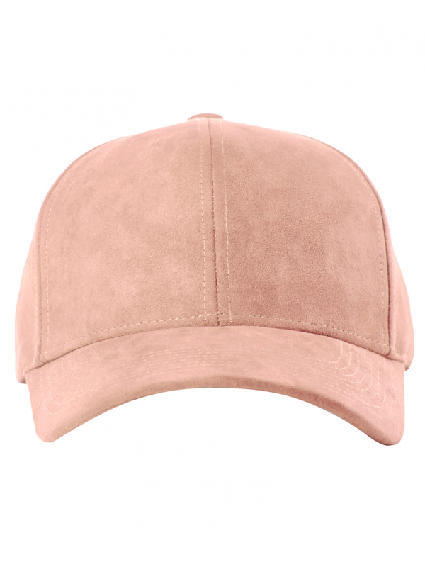 DS|LINE - Trucker Strapback Rose Suede / Gold