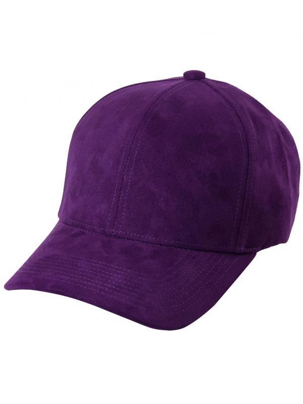 DS|LINE - Trucker Strapback Suede Purple / Gold