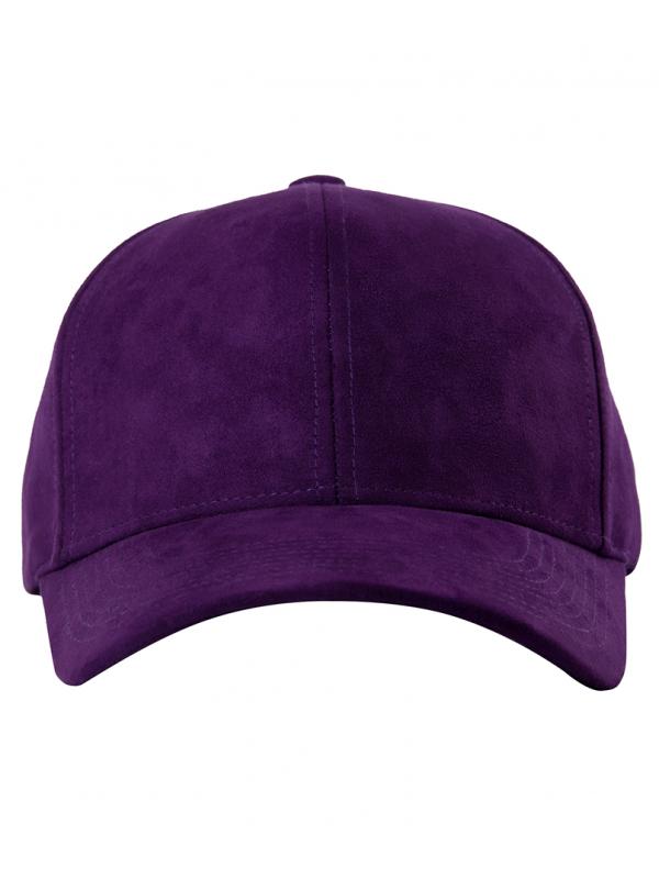 DS|LINE - Trucker Strapback Violet Suede / Or