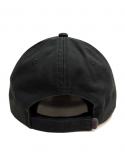 RXL Paris - Puff Puff Pastel Dad Hat in Black/Pink