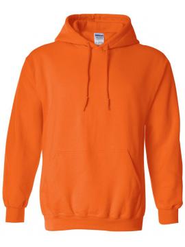 Gildan Heavy Blend Hoodie Orange