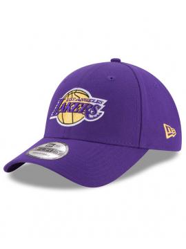 New Era Los Angeles Lakers NBA Team 9Forty Purple