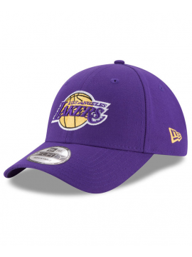 Casquette New Era Los Angeles Lakers NBA Team 9Forty Violet