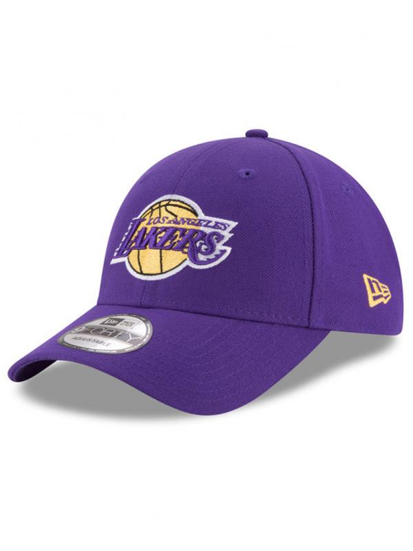 New Era 9Forty Los Angeles Lakers NBA Team Purple