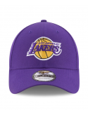 New Era Casquette 9Forty Los Angeles Lakers NBA Team Violet