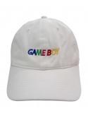 RXL Paris - Gameboy Colors Dad Hat Blanc Cassé