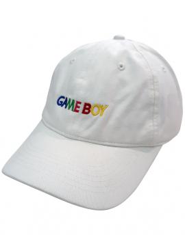 RXL Paris Casquette Dad Hat Gameboy Colors Blanc Cassé