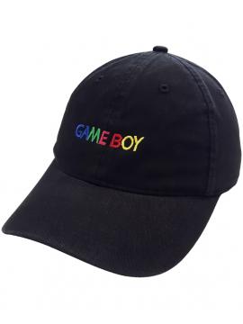 RXL Paris Casquette Dad Hat Gameboy Colors Noir