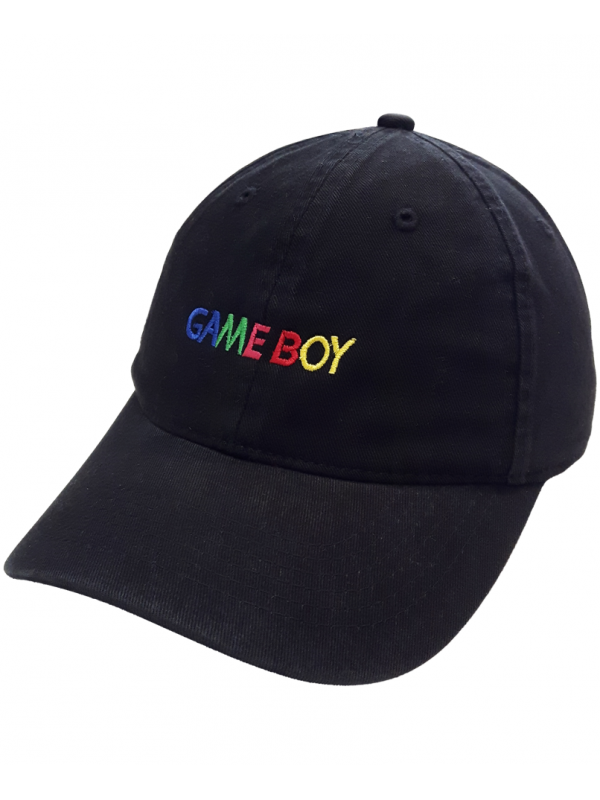 RXL Paris - Gameboy Colors Dad Hat Black