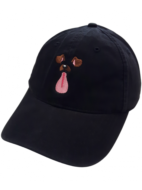 RXL Paris - Dog Filter Dad Hat Black