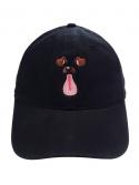 RXL Paris - Filtre Chien Dad Hat Noir