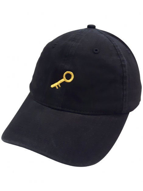 RXL Paris - Major Key Dad Hat Black