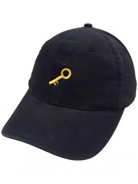 RXL Paris Casquette Dad Hat Major Key Noir