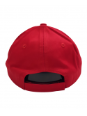 New Era 9Forty Patch Broder NASA Dad Hat Rouge