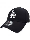 New Era 9Forty League Essential Los Angeles Dodgers Black