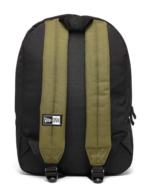 New Era Stadium Pack Backpack Black/New Olive