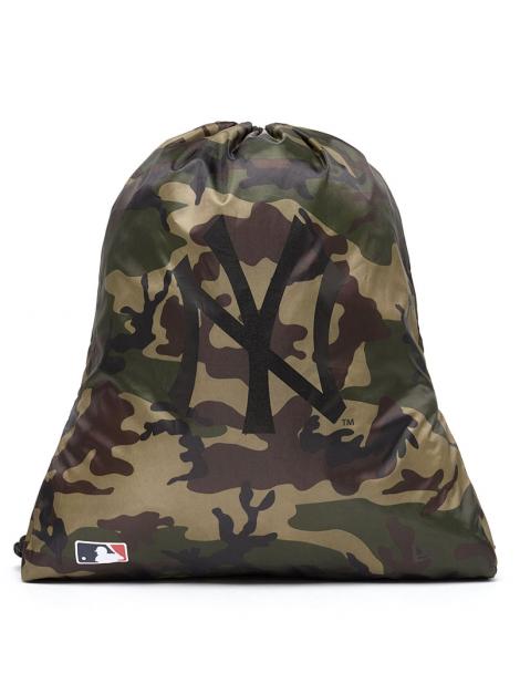 New Era MLB New York Yankees Gym Sack Camo