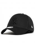 New Era Trucker MLB New York Noir/Noir