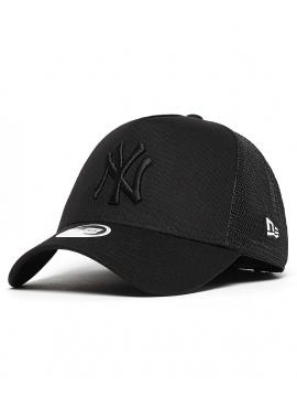 New Era Casquette Femme Trucker MLB New York Noir/Noir