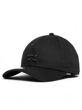 New Era Casquette 9Forty League Essential Los Angeles Dodgers Noir/Noir