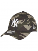 New Era 39Thirty Flexfit Cap NY Yankees Camo