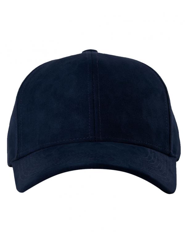 DS|LINE Trucker Strapback Bleu Marine Suede / Or