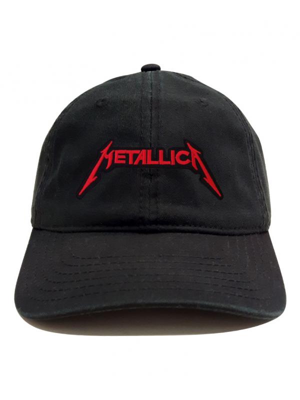RXL Paris Patch Metallica Dad Hat Black