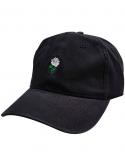 RXL Paris Rose Dad Hat Black/White