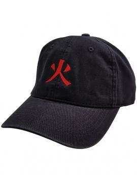 RXL Paris Hokage Sign Dad Hat Black