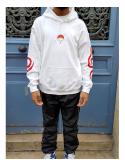 RXL Paris Uchiha Clan Hoodie White