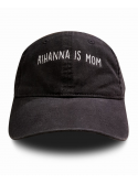 RXL Paris Rihanna Is Mom Dad Hat Black