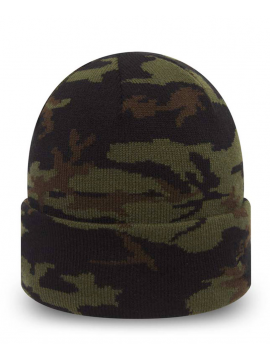 New Era Camo Cuff Woodland