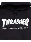Thrasher - Skate Mag Hoodie in Black