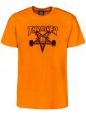 Thrasher Skategoat Tee Orange