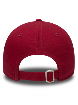 New Era 9Forty New York Yankees Essential Cardinal Red