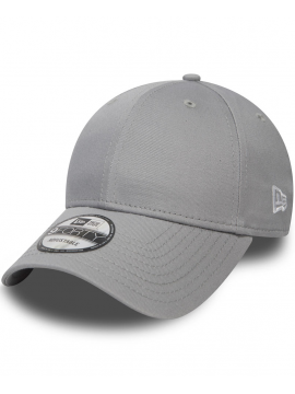 New Era 9Forty Adjustable Cap Grey