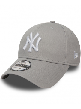 New Era - Casquette 9Forty Adjustable NY Gris