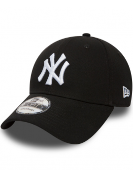 New Era 9Forty Adjustable New York Yankees Black